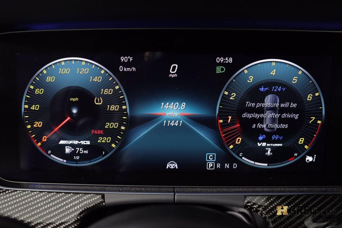 2019 Mercedes Benz AMG GT AMG GT 63 S #48