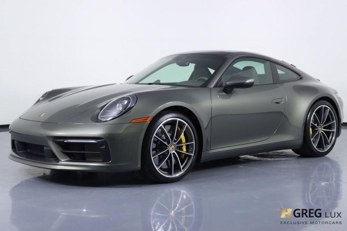 2020 Porsche 911 Carrera 4S #30