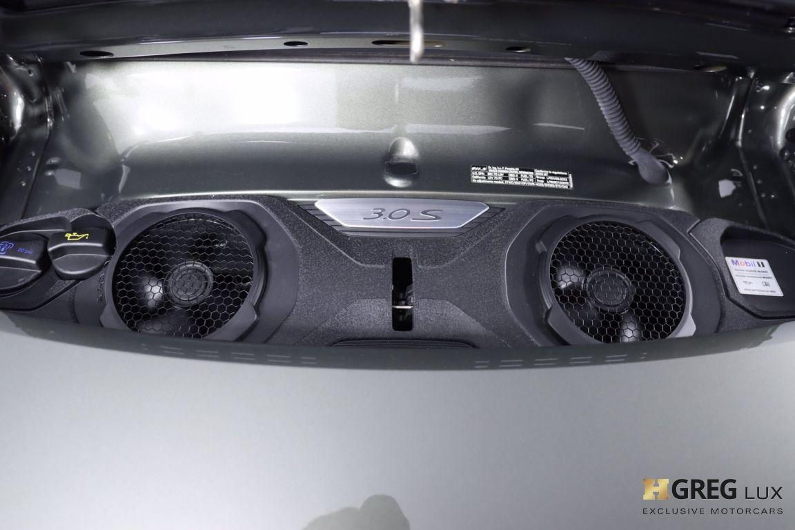 2020 Porsche 911 Carrera 4S #57