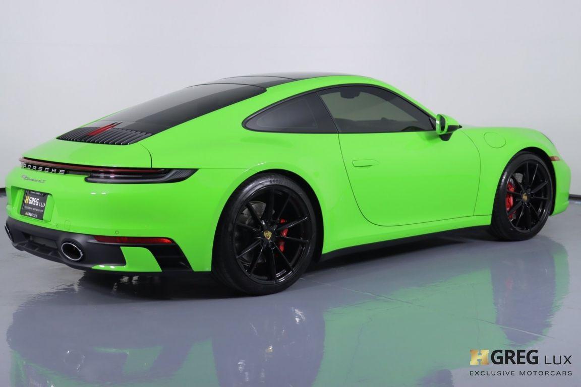 2020 Porsche 911 Carrera 4S #17