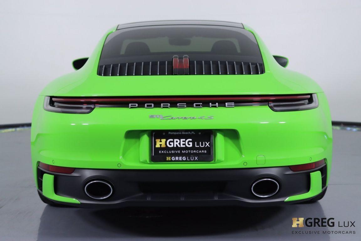 2020 Porsche 911 Carrera 4S #18