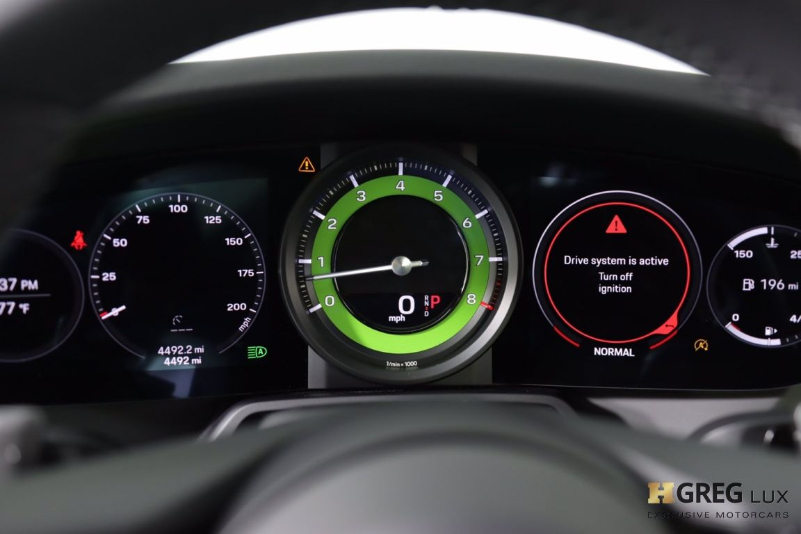 2020 Porsche 911 Carrera 4S #44