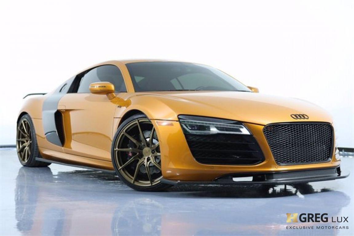 2014 Audi R8 V10 #37