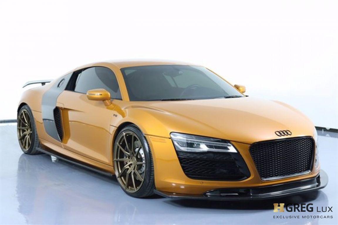 2014 Audi R8 V10 #10