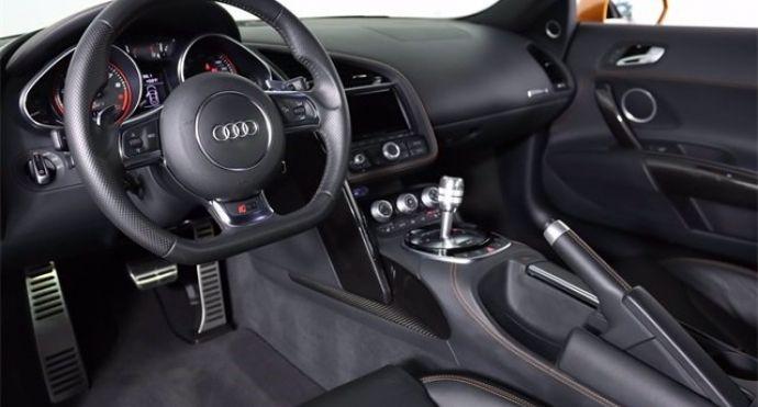 2014 Audi R8 V10 #1