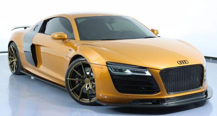 2014 Audi R8 V10 #0
