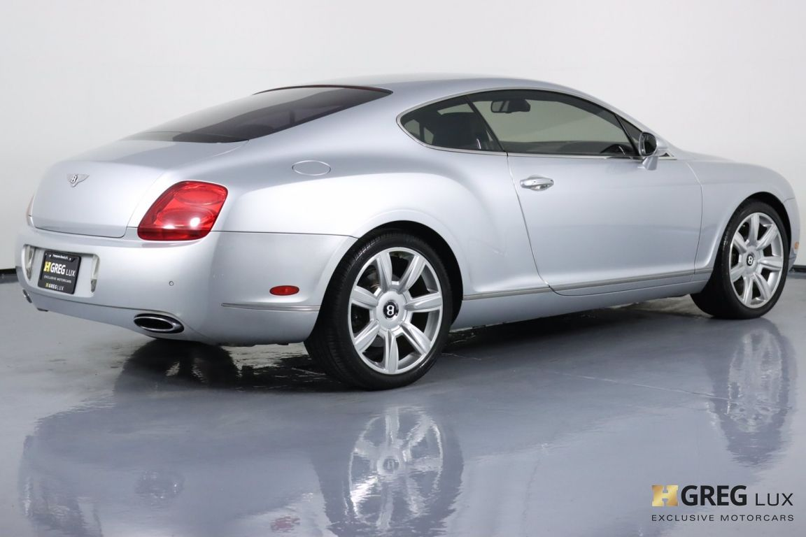 2004 Bentley Continental GT #16