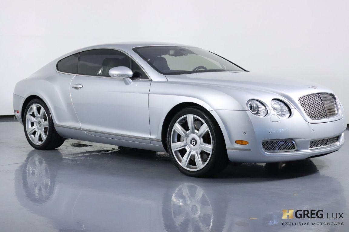 2004 Bentley Continental GT #10