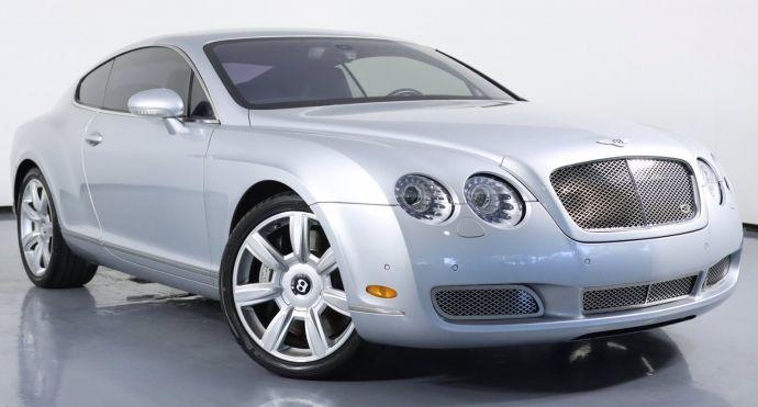 2004 Bentley Continental GT #0