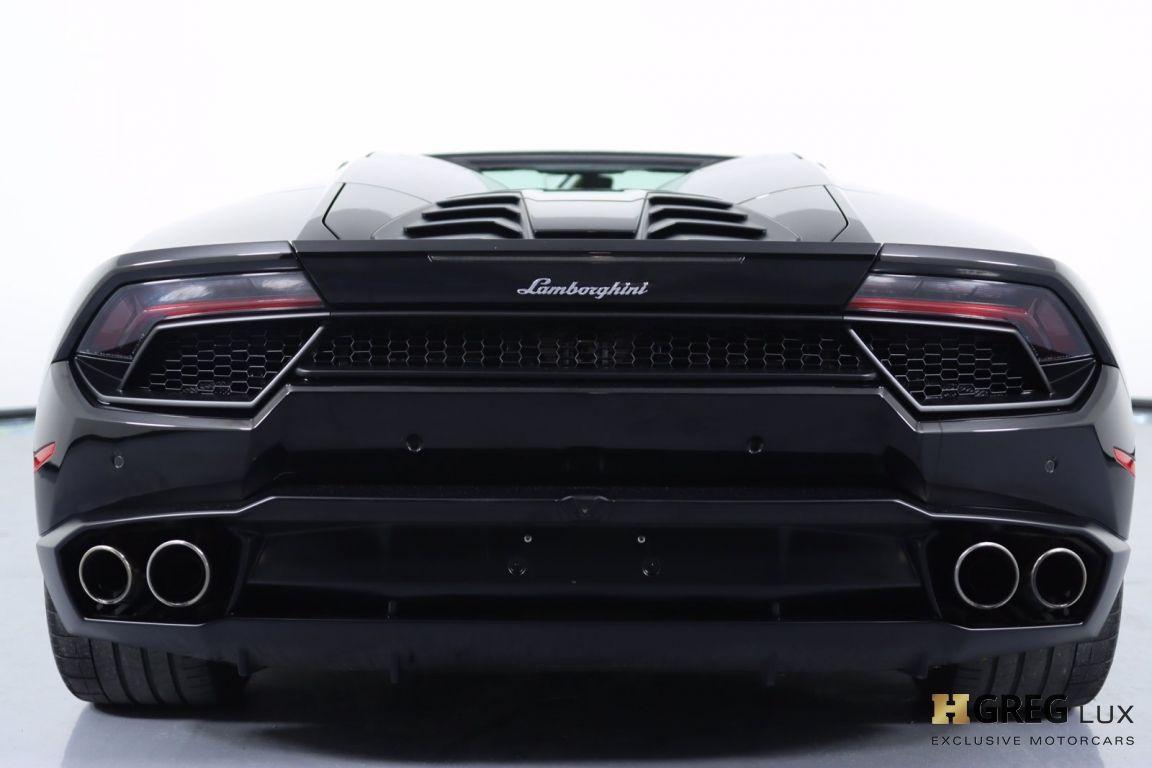 2019 Lamborghini Huracan LP580-2S #20