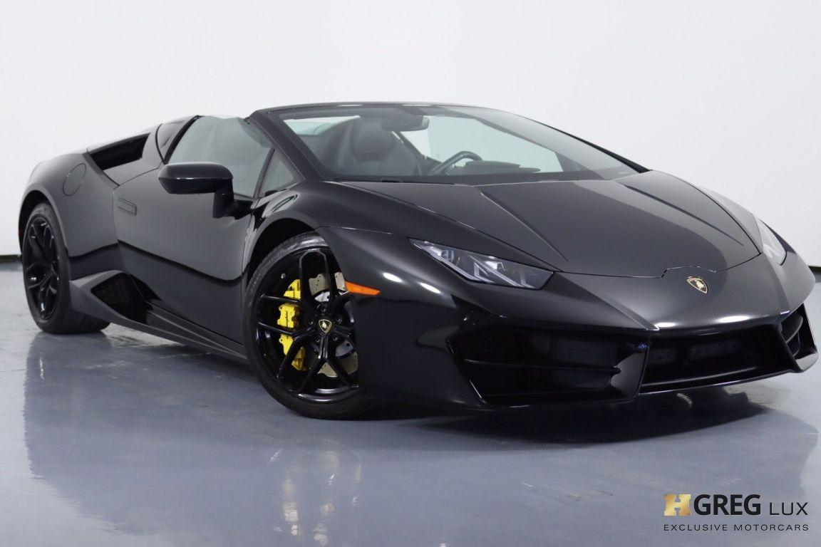 2019 Lamborghini Huracan LP580-2S #0