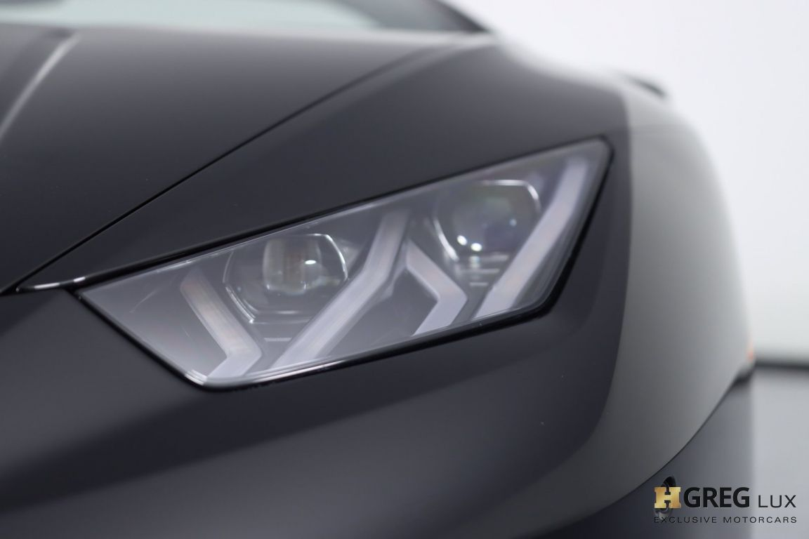 2019 Lamborghini Huracan LP580-2S #6