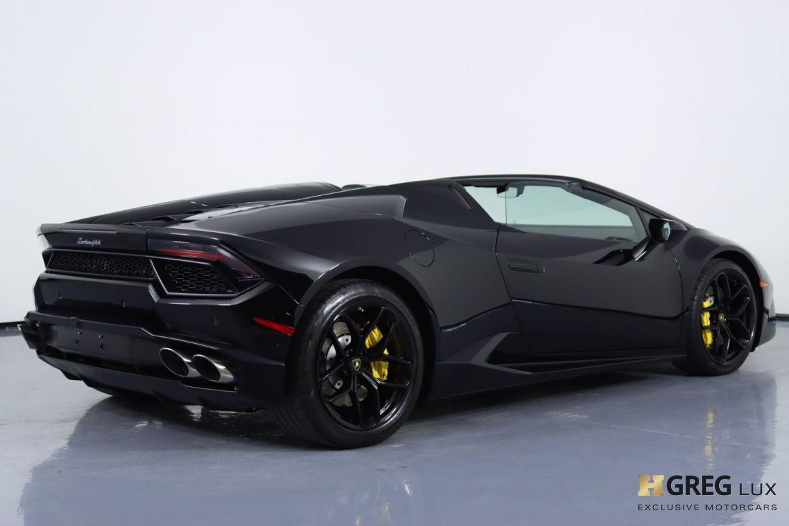 2019 Lamborghini Huracan LP580-2S #19