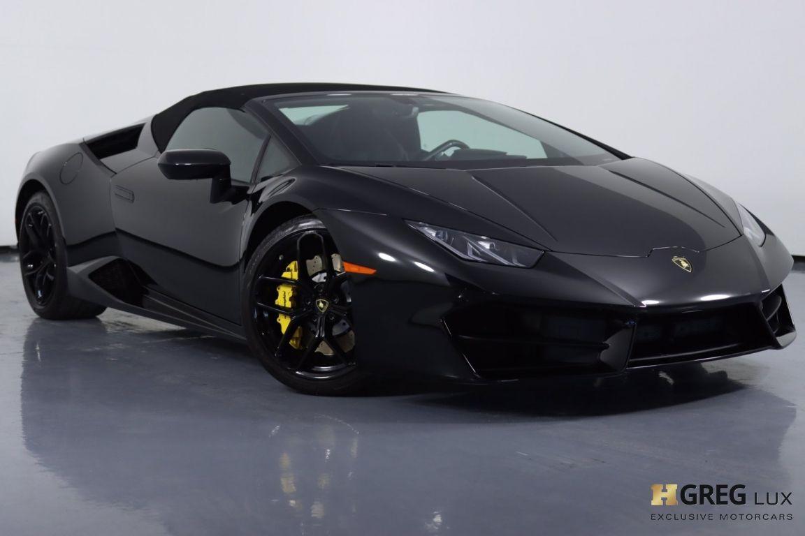 2019 Lamborghini Huracan LP580-2S #3