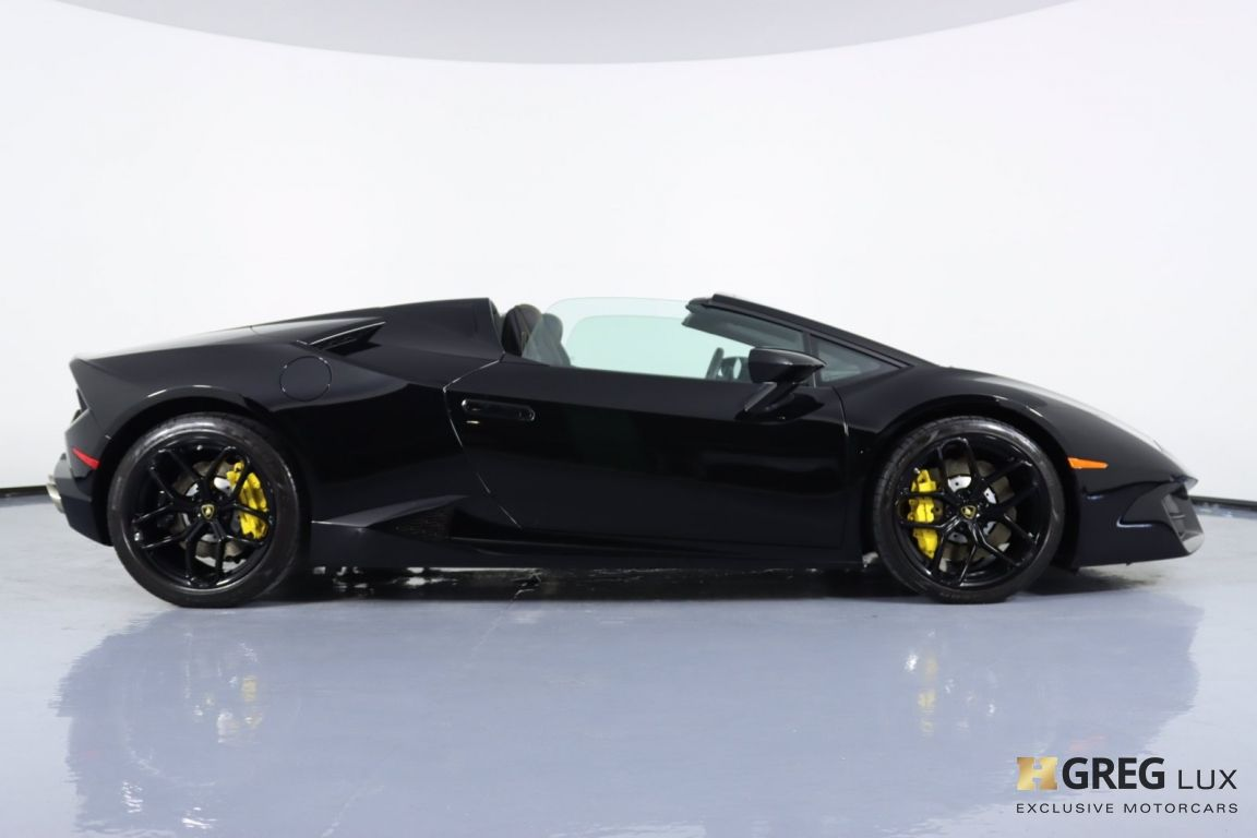 2019 Lamborghini Huracan LP580-2S #12