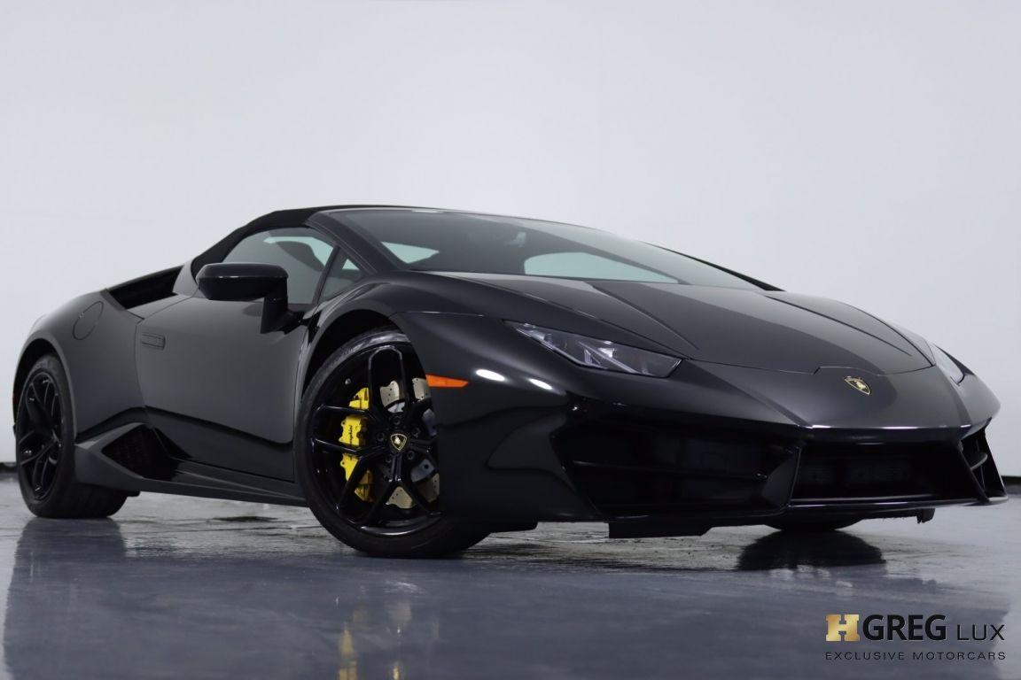 2019 Lamborghini Huracan LP580-2S #4