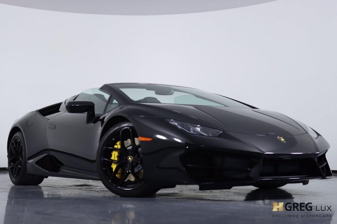 2019 Lamborghini Huracan LP580-2S #33