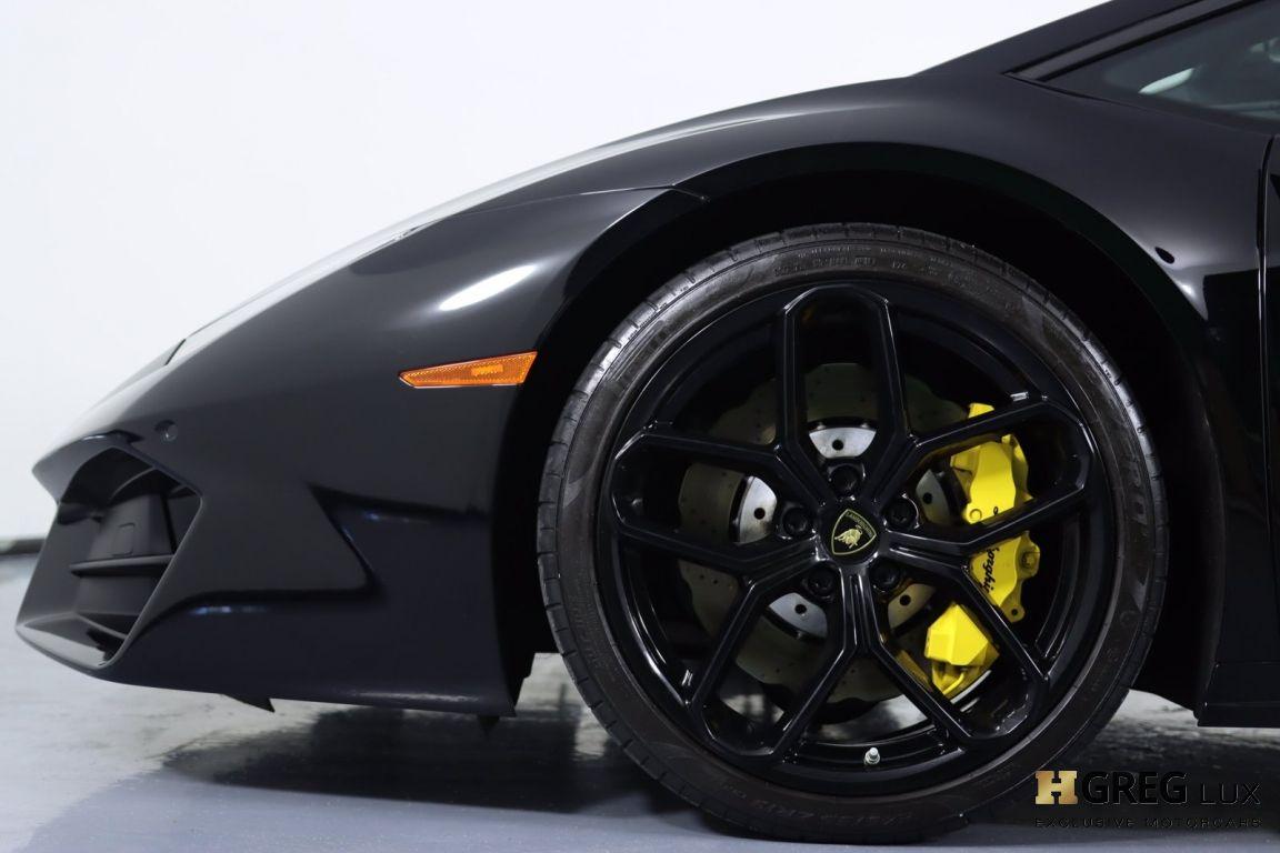 2019 Lamborghini Huracan LP580-2S #26