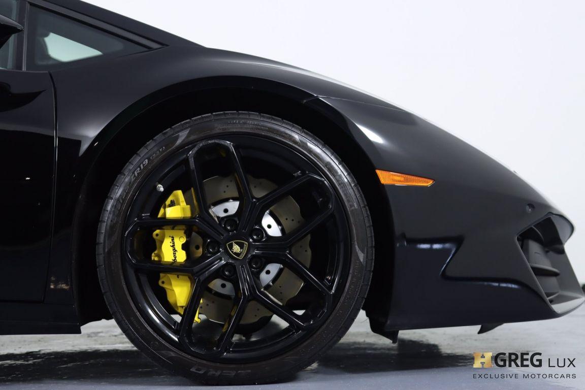 2019 Lamborghini Huracan LP580-2S #13