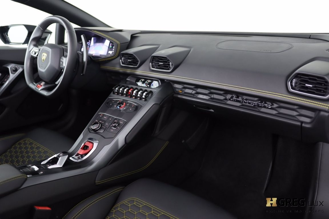 2019 Lamborghini Huracan LP580-2S #34