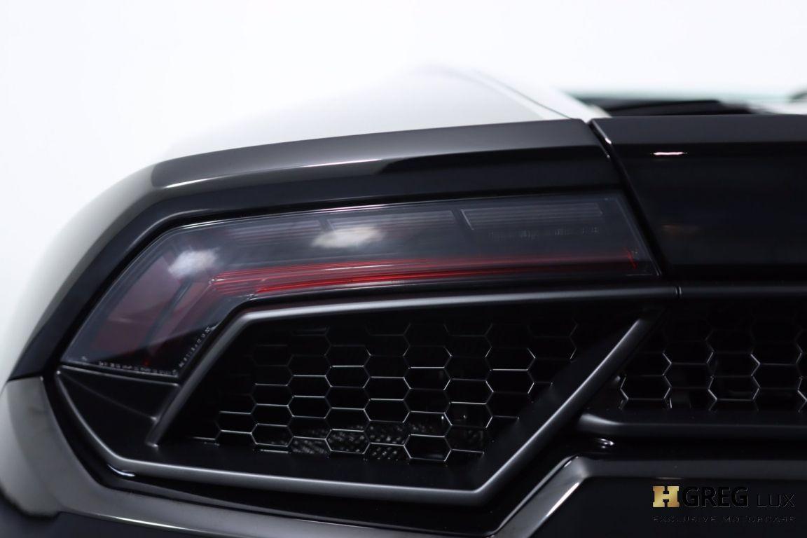 2019 Lamborghini Huracan LP580-2S #21