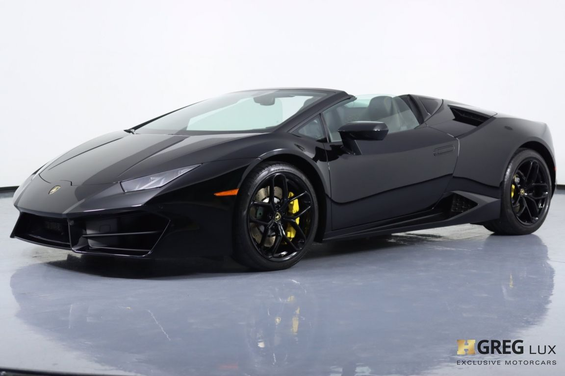 2019 Lamborghini Huracan LP580-2S #32