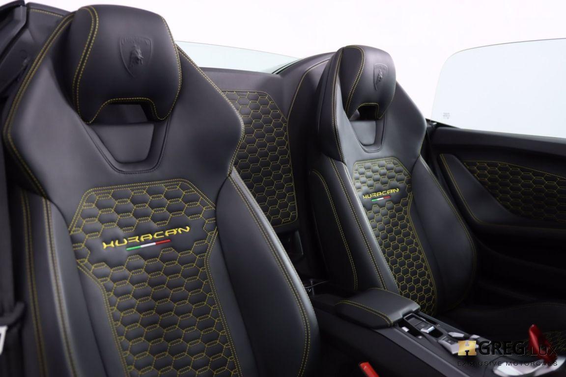 2019 Lamborghini Huracan LP580-2S #36
