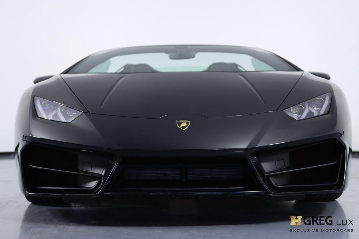 2019 Lamborghini Huracan LP580-2S #5