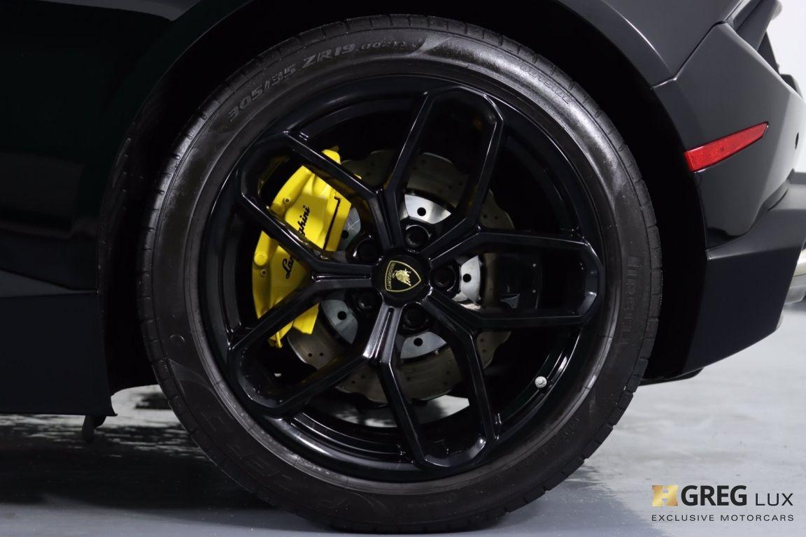 2019 Lamborghini Huracan LP580-2S #30