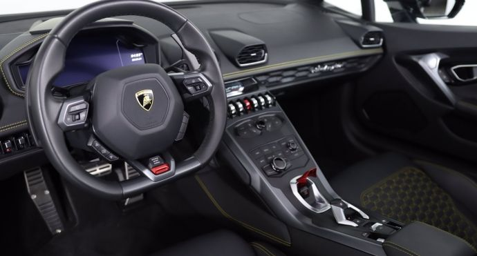 2019 Lamborghini Huracan LP580-2S #1