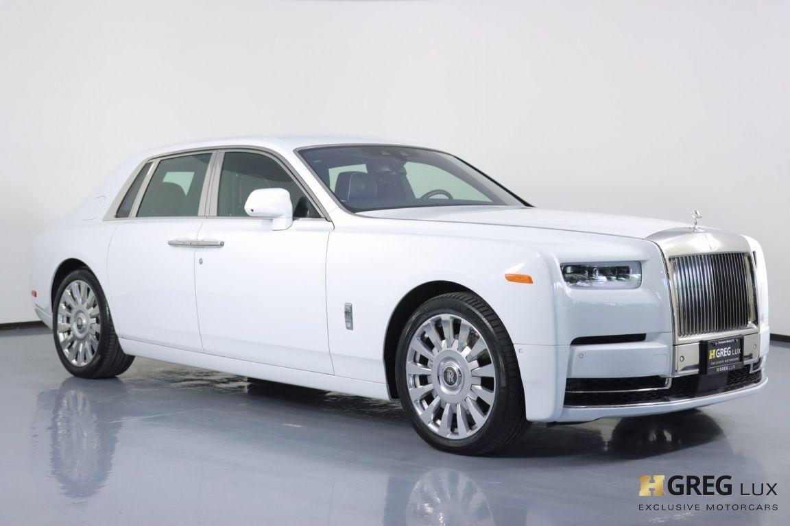 2018 Rolls Royce Phantom  #11