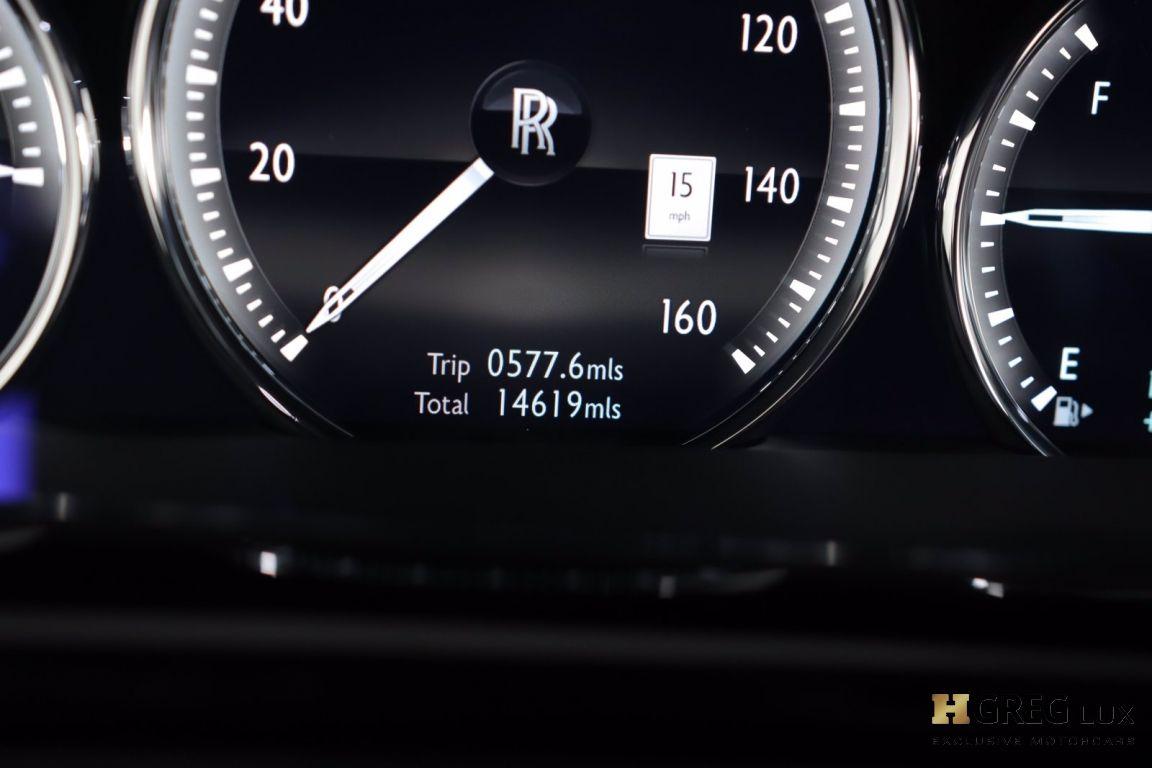 2018 Rolls Royce Phantom  #49