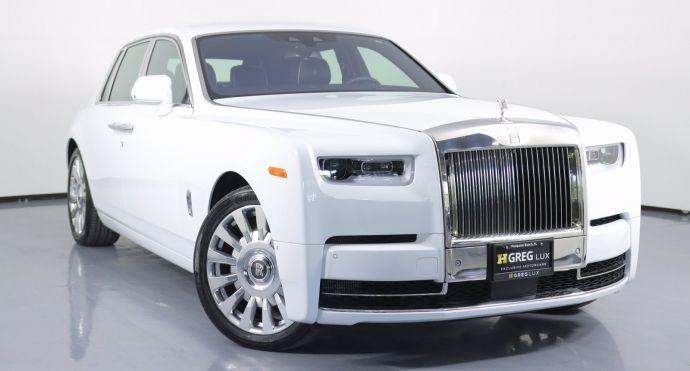 2018 Rolls Royce Phantom  #0