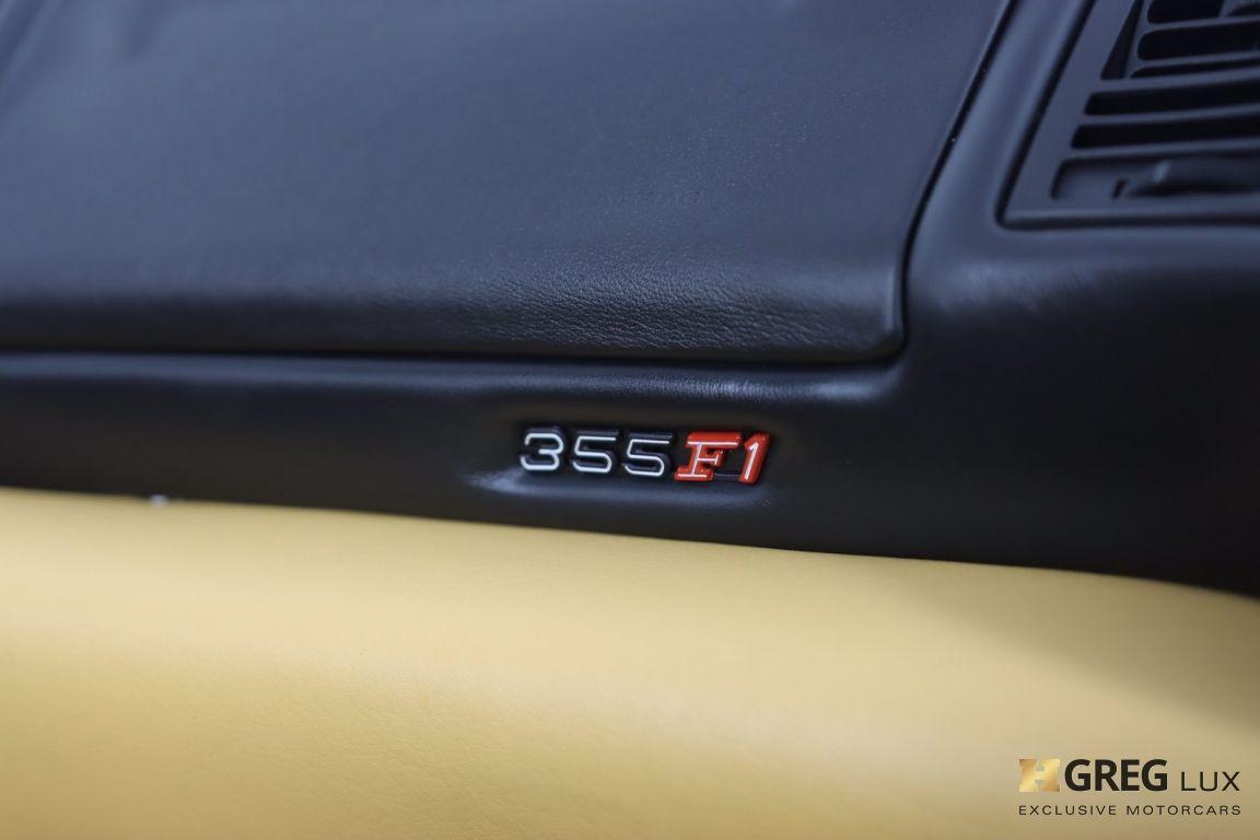 1999 Ferrari F355  #37