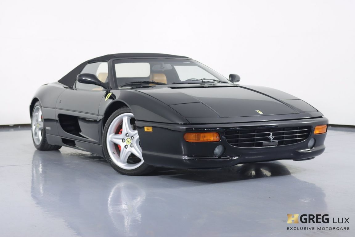 1999 Ferrari F355  #18