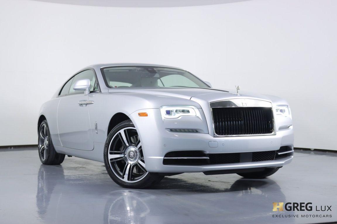 2019 Rolls Royce Wraith  #3