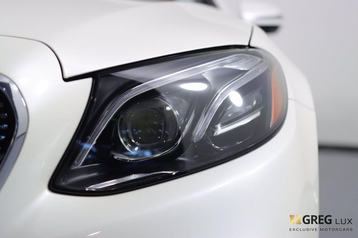 2018 Mercedes Benz E Class E 400 #7