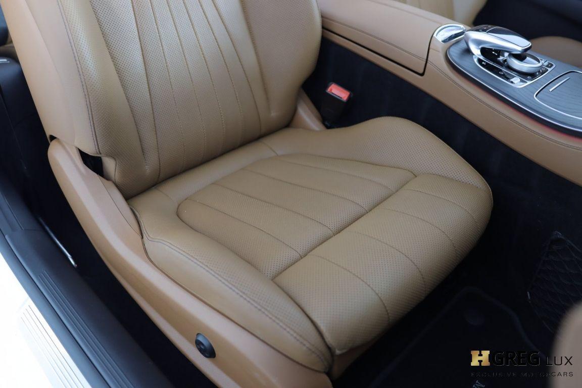 2018 Mercedes Benz E Class E 400 #35