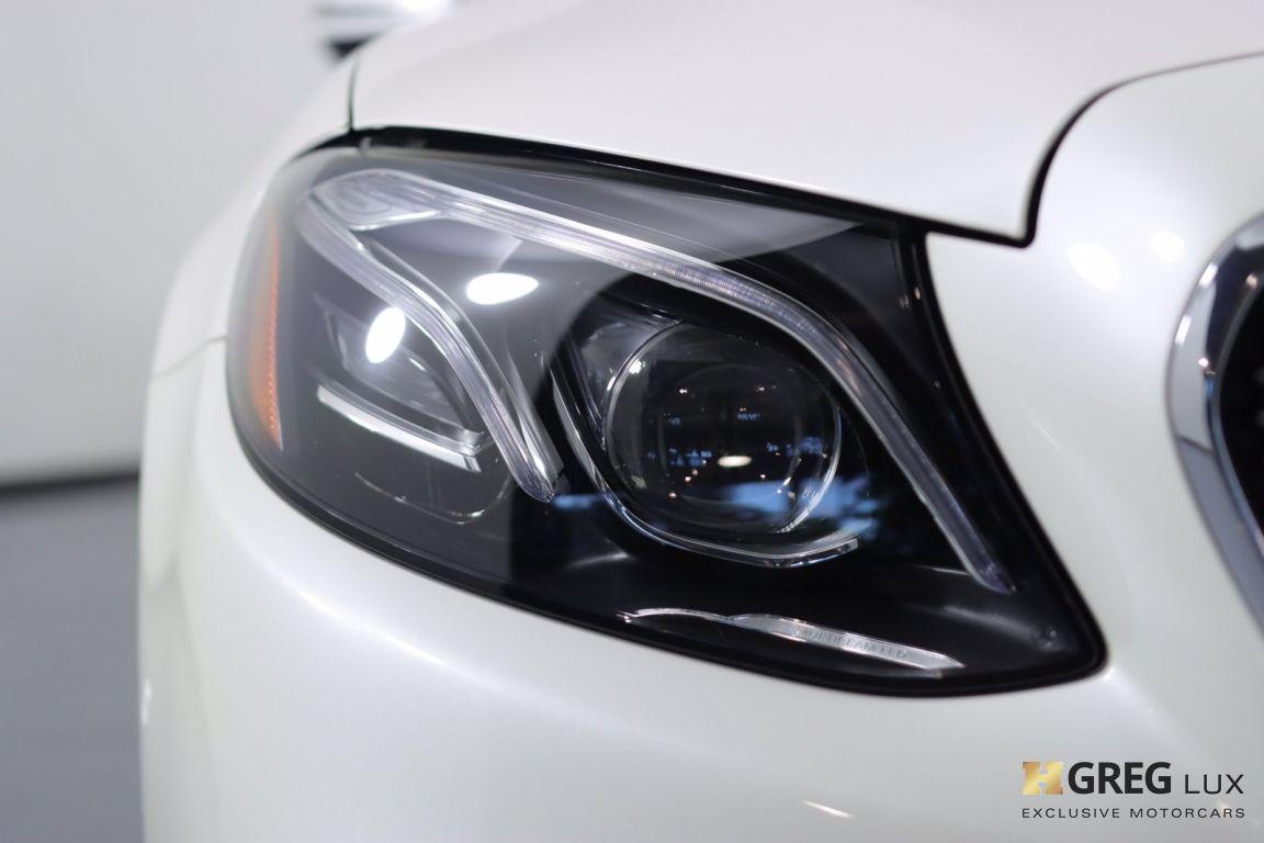 2018 Mercedes Benz E Class E 400 #6