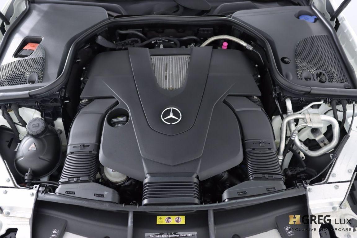 2018 Mercedes Benz E Class E 400 #55