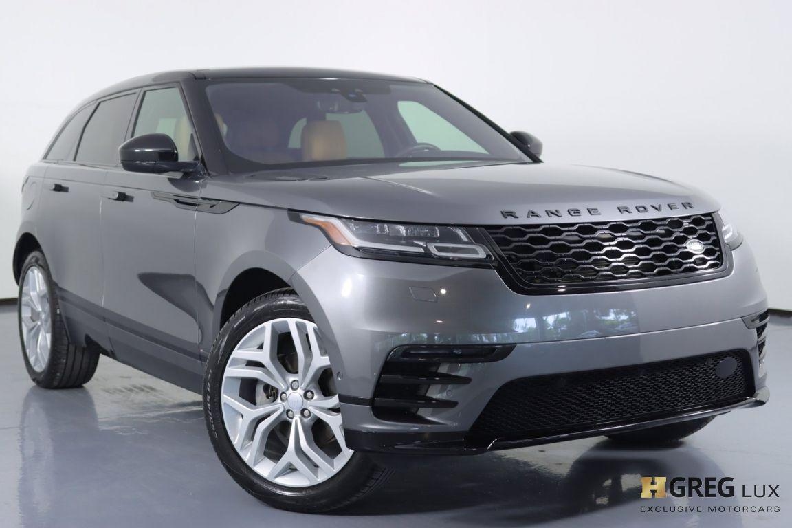 2019 Land Rover Range Rover Velar R-Dynamic SE #0