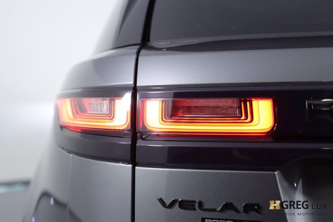 2019 Land Rover Range Rover Velar R-Dynamic SE #17