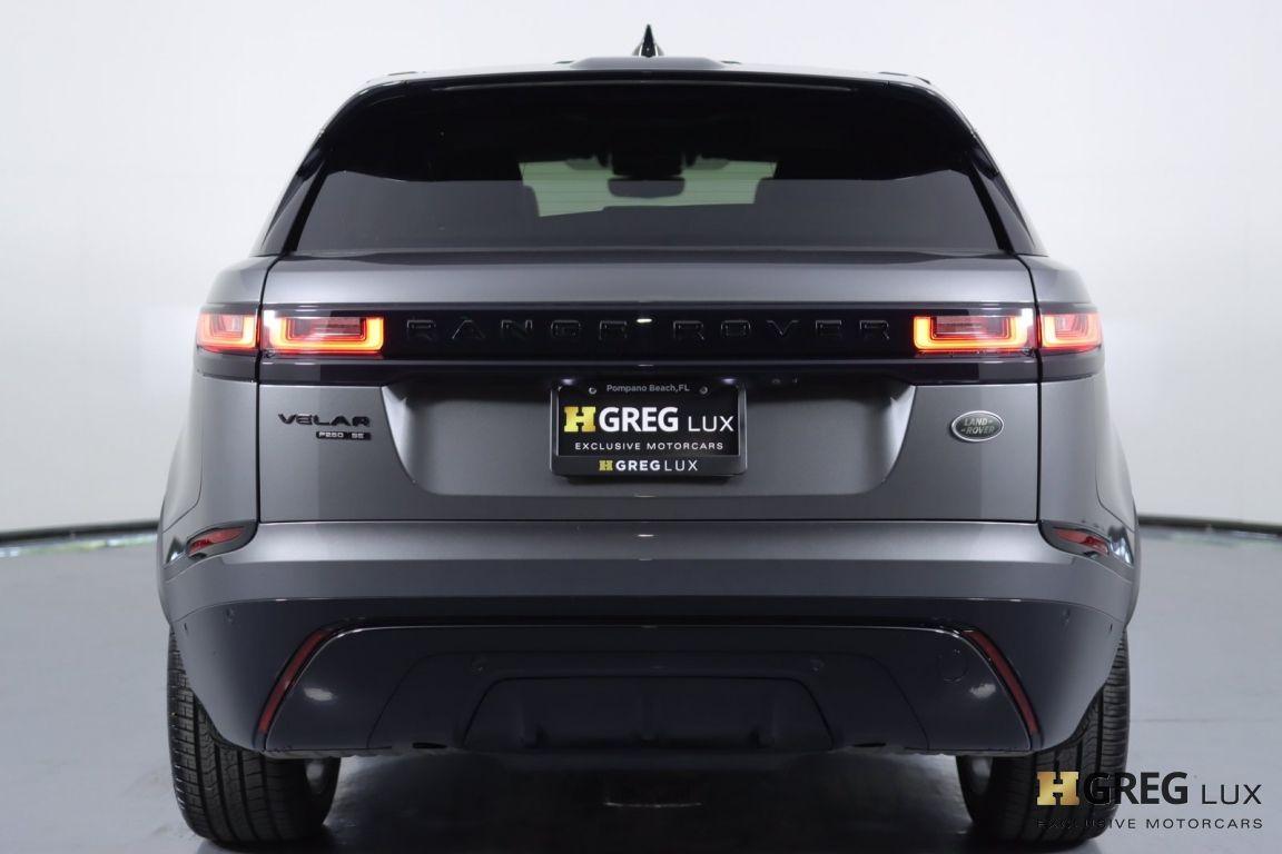 2019 Land Rover Range Rover Velar R-Dynamic SE #16