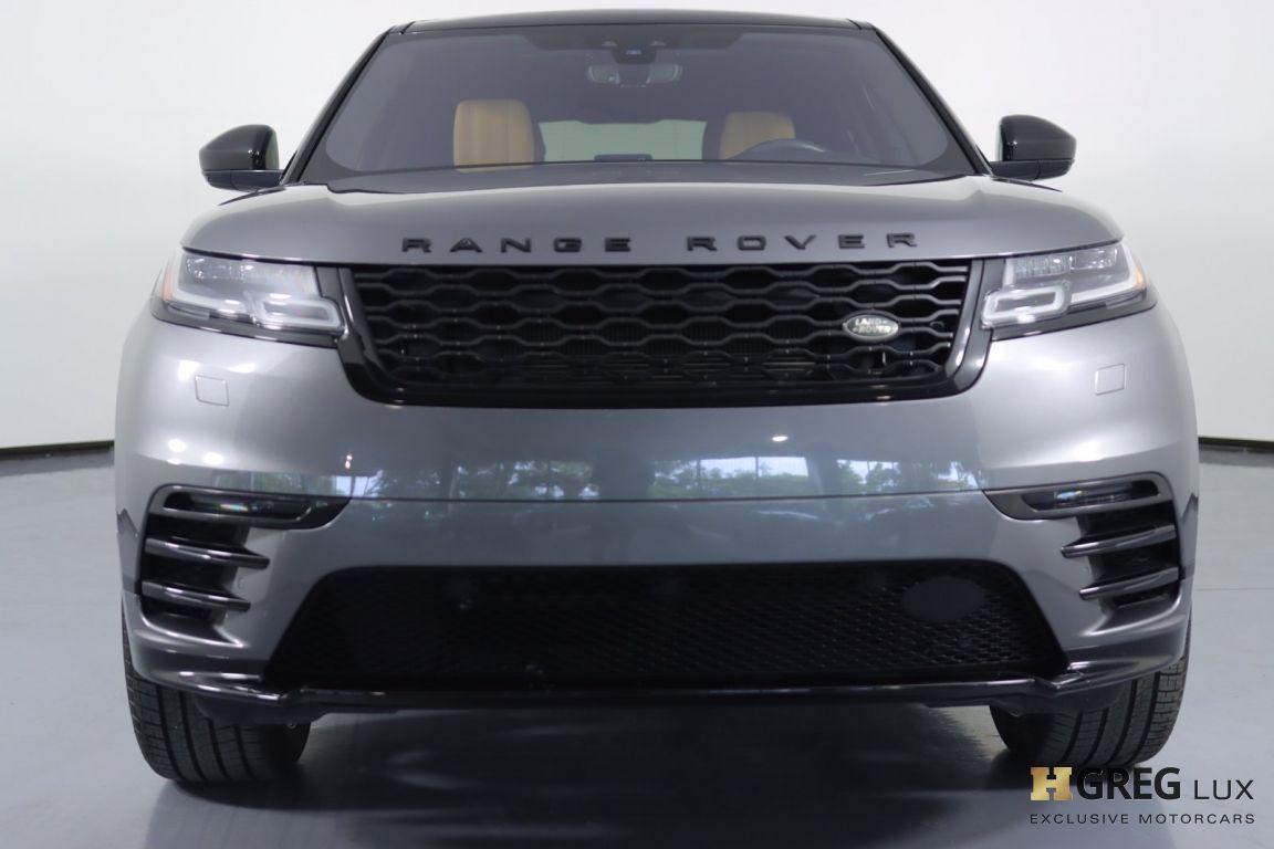 2019 Land Rover Range Rover Velar R-Dynamic SE #3