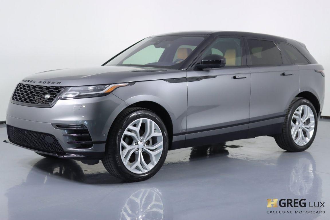 2019 Land Rover Range Rover Velar R-Dynamic SE #27