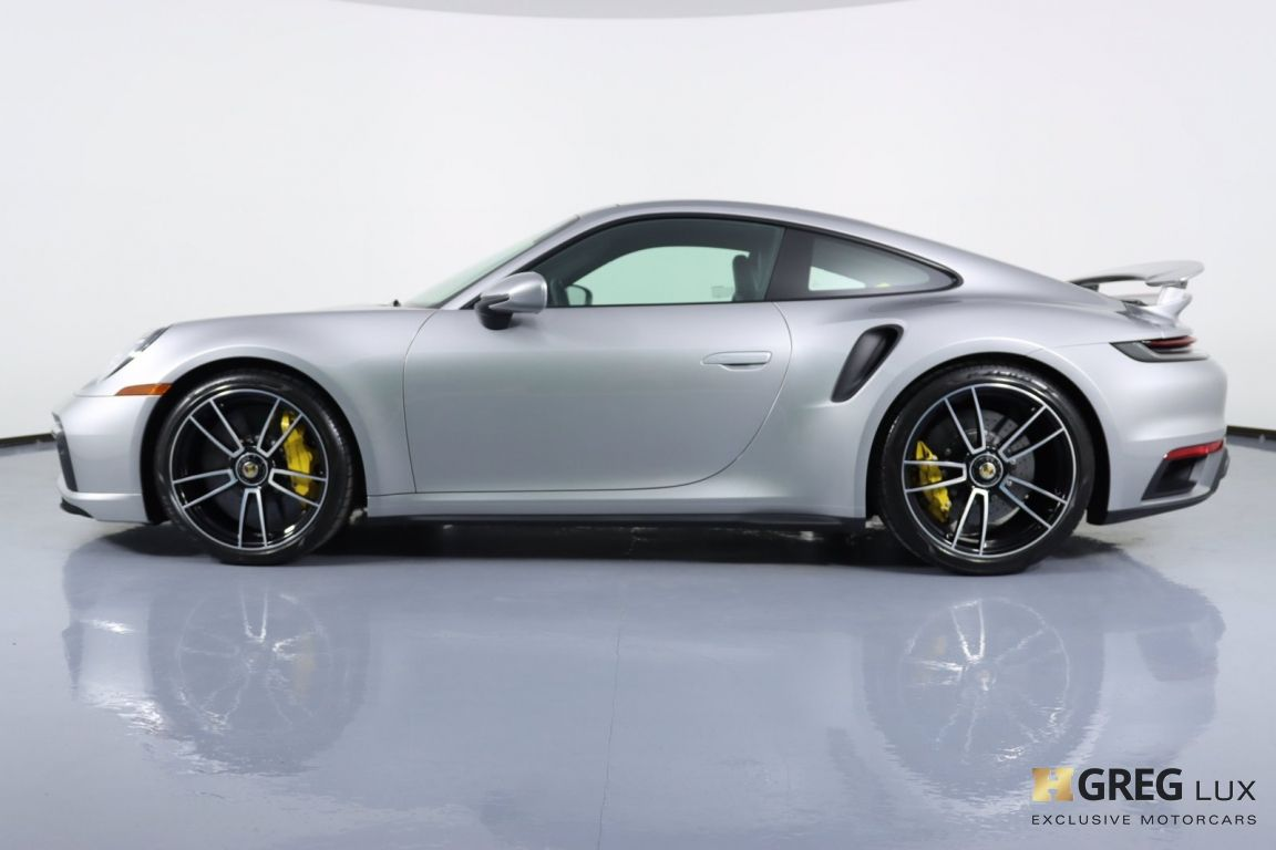 2021 Porsche 911 Turbo #23