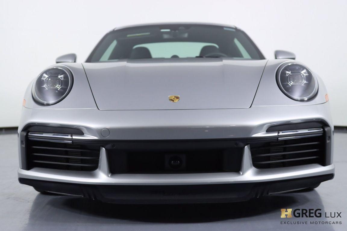 2021 Porsche 911 Turbo #3