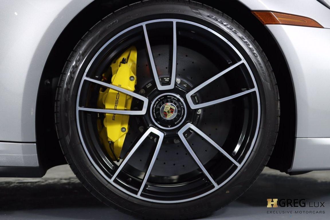 2021 Porsche 911 Turbo #12