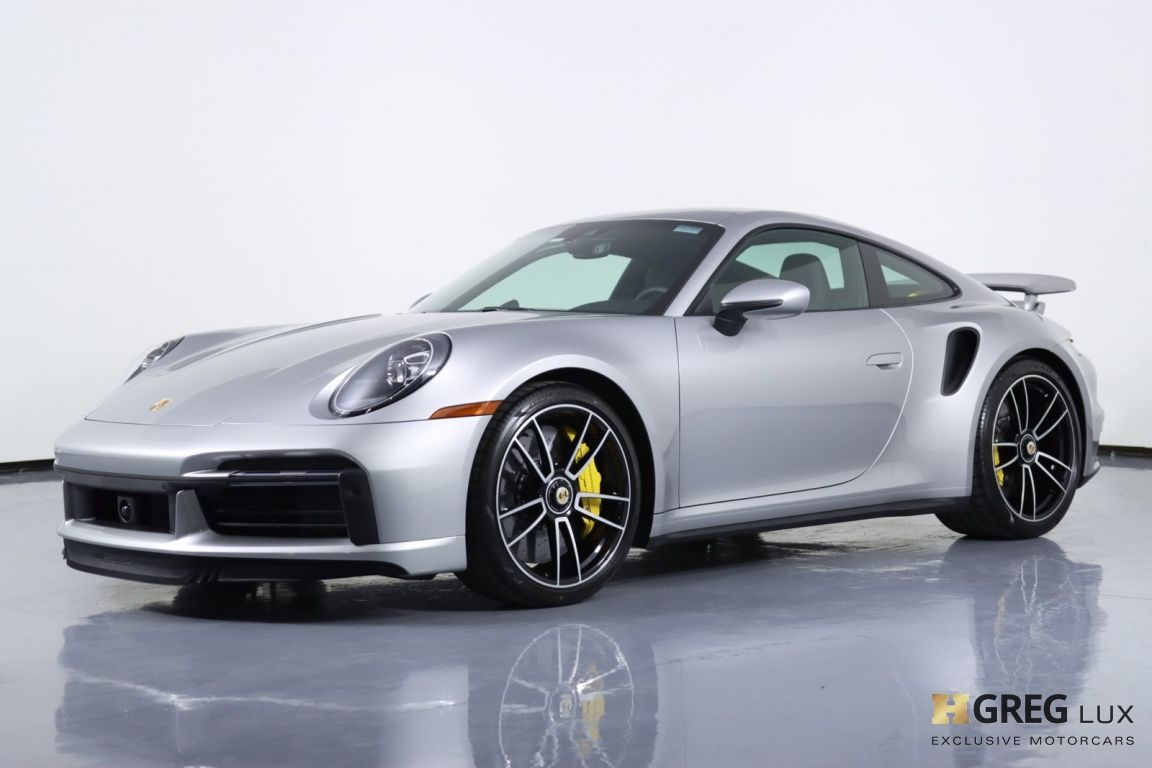 2021 Porsche 911 Turbo #30