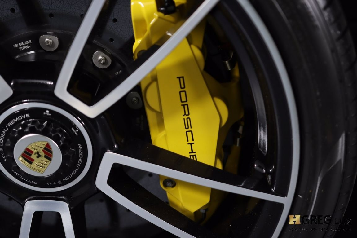 2021 Porsche 911 Turbo #26